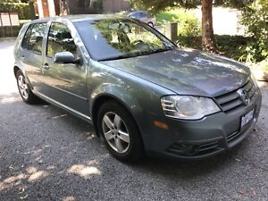 Volkswagen city golf - manual