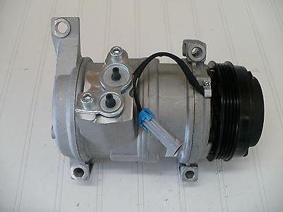 2003-2013 GMC Sierra 1500 (4.8L/5.3L/6.0L/6.2L) New A/C AC Compressor