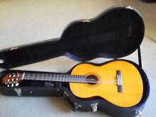 YAMAHA C40 CLASSICAL ACOUSTIC GUITAR MINT COND WITH HARD CASE Annandale Leichhardt Area Preview