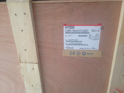 1PCS NEW CIMR-HB4A0370ABC H1000 160kw      Free DHL or EMS