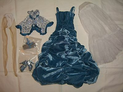 Behind Blue Eyes Ellowyne Wilde Tonner Doll Outfit fits Lizette Prudence Amber