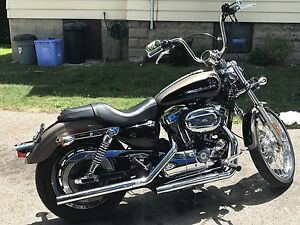 2004 Sportster 1200C MINT $6600 or Trade