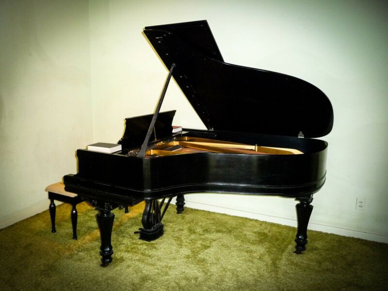 Steinway & Sons 6