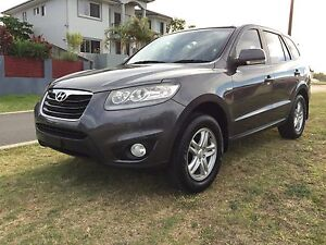 2010 T/Diesel 7Seater 4x4 Auto Santa Fe 7M Rego and RWC Eight Mile Plains Brisbane South West Preview