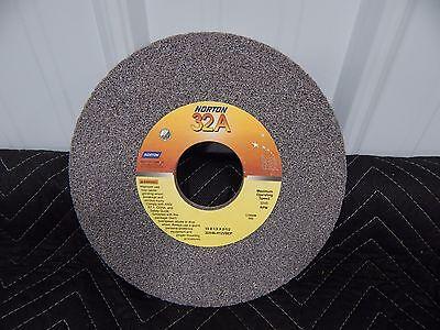Norton Grinding Wheel 32a46-h12vbep 3245 Rpm 10x12x2-12 32a 10 Inch .500 Thick