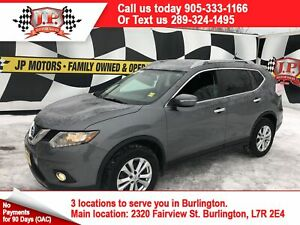 2015 Nissan Rogue SV, Panoramic Sunroof, Heated Seats, AWD