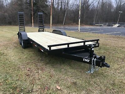 Brand New 82 X 20 14k Gvwr Heavy Equipment Trailer
