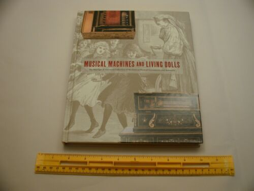 Book 794 – Musical Machines and Living Dolls by Ellen M. Snyder-Grenier