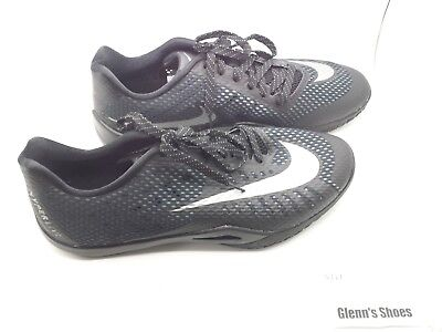 new styles 33f41 e0700 NEW NIKE MENS Sz 12 HYPERLIVE BASKETBALL TRAINERS SHOES 819663-001 N171