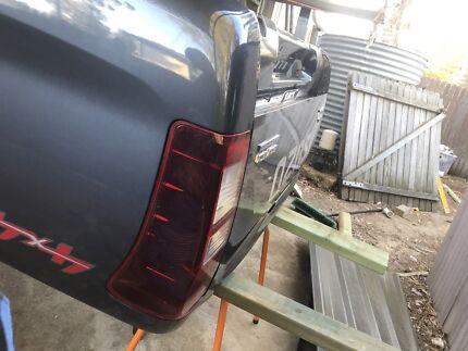 Isuzu Dmax Tub / Tray