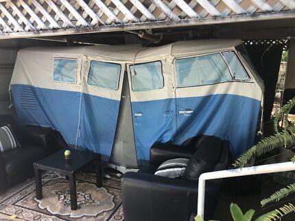 Combi c&er tent 4 person & 1976 VW Volkswagen Combi Kombi | Miscellaneous Goods | Gumtree ...