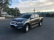 2017 ford ranger xlt px mkii auto 4x4 double cab Bowden Charles Sturt Area Preview
