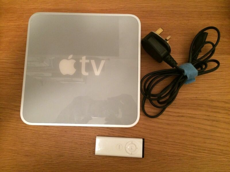 Typical Apple TV 1