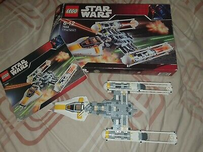 LEGO Star Wars Y-Wing Fighter (7658) excellent condition
