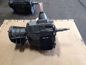T18 4SPD MANUAL TRANSMISSION FOR THE BRONCO, F-150, F-250, AND F-350 PLUS MORE