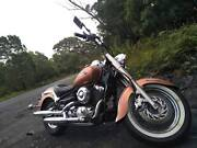 Yamaha xvs 650 1999 model Brownsville Wollongong Area Preview