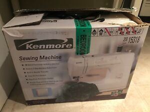Barely used kenmore sewing machine - what's your best offer?