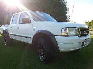 2005 Ford Courier Ute Albany Albany Area Preview
