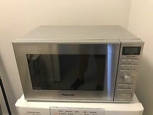 Panasonic 1100w Inverter Microwave Woolooware Sutherland Area Preview