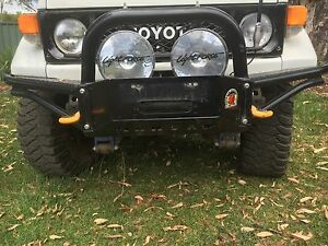 XROX Landcruiser Comp bar 75, 78, 79 series Tumut Tumut Area Preview
