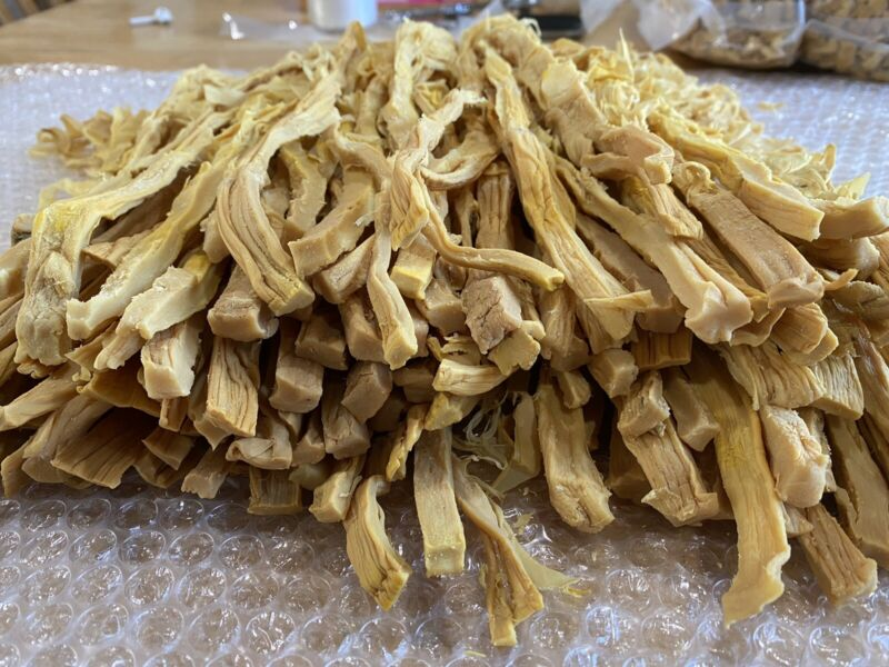 Dried Bamboo Shoots. 1kg
