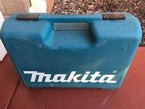 Makita angle grinder 125 mm Willetton Canning Area Preview