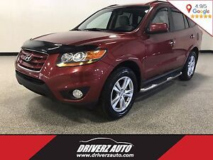 2010 Hyundai Santa Fe Limited 3.5 AWD, LEATHER, BLUETOOTH