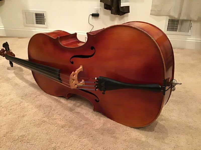 German Cello Circa 1950
