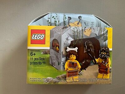 LEGO 5004936 Caveman & Cavewoman Minifigure set 11pcs NEW 2017 Limited Edition