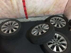 2011 Honda Civic rims