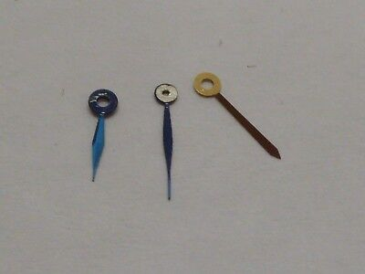PIAGET 9P Hands 18K Yellow Gold,Blue Steel, See Pictures