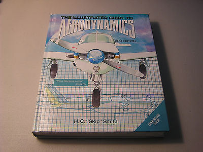 """The Illustrated Guide to Aerodynamics 2nd Edition by H. C. """"Skip"""" Smith Hardback"""