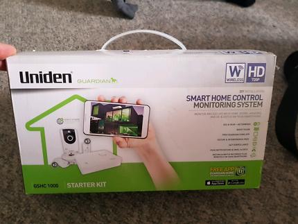 Home security starter kit