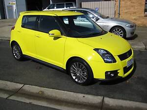 2011 SUZUKI SWIFT SPORT MANUAL FULL SERVICE BOOKS RWC $6999 ONLY Heidelberg Heights Banyule Area Preview
