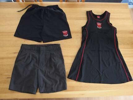 Daramalan College Girls Uniform