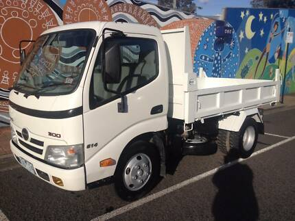 2009 HINO 300 SERIES - 614 - FOR SALE