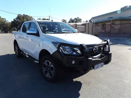 2016 MAZDA BT-50 XTR (AUTO) $35990 *3.2L TURBO DIESEL WORKHORSE* Maddington Gosnells Area Preview