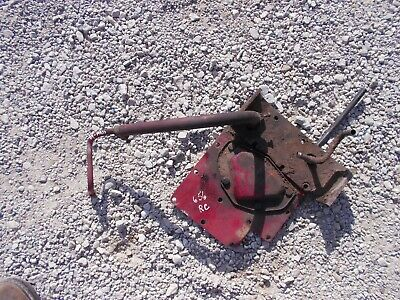 International Farmall 656 Rowcrop Ih Tractor Ta Housing Cover W Lines