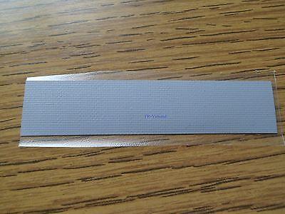 Wärmeleitfolie Alutronic SI6023 Silikonfolie Isolierfolie 20x94x0,23mm  *1 Str.*