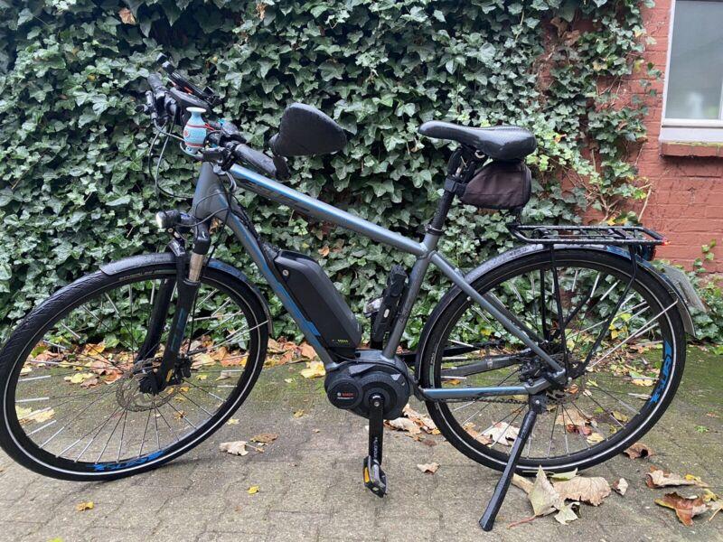 Scott Sub SE Men e-bike Pedalec 45 Kmh Bosch 400kwh