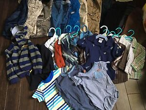 Lot of boys clothes 12-18m