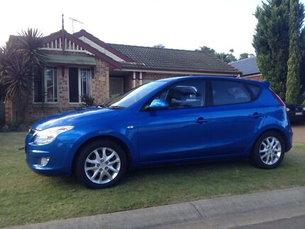 Hyundai i30 2008 slx manual Wattle Grove Liverpool Area Preview