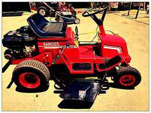 Rover Rancher Ride On Mower - Auto Drive Bongaree Caboolture Area Preview