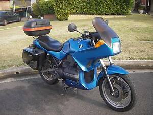 BMW K75S, 1993 12mts NSW Registration, Panniers & Top box Sydney Wentworthville Parramatta Area Preview