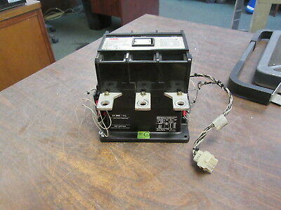 Abb Contactor Eh 300c-l 24vdc Coil 350a 600v Used