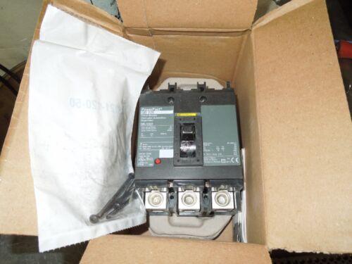 Square D Qbl32225 225a 3p 240v 50/60hz Circuit Breaker New Surplus