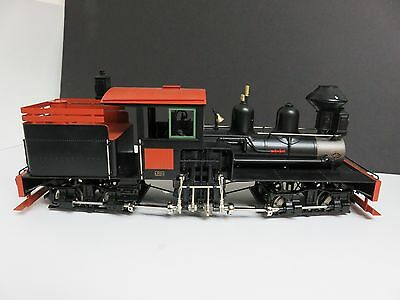 Brass Shay Iron Horse Models Train Crown PSC 18TON Wood Burning 98011-1 #T18