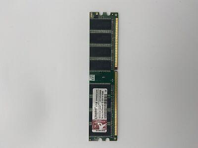 Für Kingston Desktop 1GB DDR1 400Mhz PC3200 184Pin Low Density Dimm SDRAM