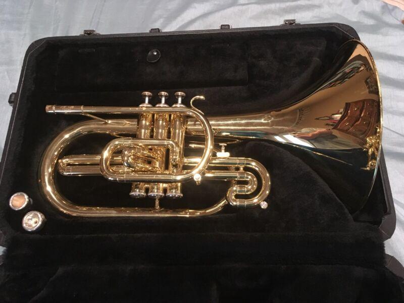 Jupiter JMP 450 mellophone