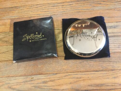 Vintage Paula Abdul Spellbound CD in promotional Compact with Box and Pouch